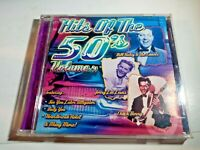 Various Artists - Hits of the 50s Volume Four CD LEGACY ENTERTAINMENT LIKE NEW