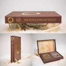 THE HERO'S GUIDE TO THE ELDER SCROLLS ONLINE BRAND NEW SEALED *RARE*