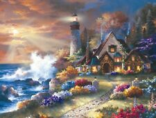 Guardian of Light Lighth 300 piece Jigsaw Puzzle SunsOut Jigsaw Art by James Lee