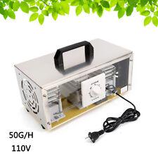 Ozone Generator Air Purifier Machine 50000mg/h Mold Mildew Sterilization 50G