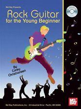 Guitare Rock pour les jeunes débutants