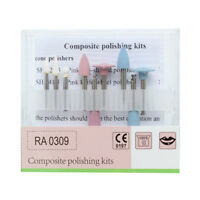 Dental Composite Polishing Kit Cups RA 0309 for Low Speed Handpiece Contra Angle