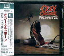 OZZY OSBOURNE BLIZZARD OF OZZ CD+3 - 2013 JAPAN RMST Blu-Spec CD2 - RANDY RHOADS