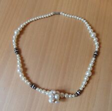 VINTAGE SIMULATED PEARL NECKLACE
