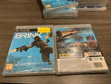 BRINK    PS3 EN CASTELLANO PRECINTADO NUEVO PAL NEW SEALED