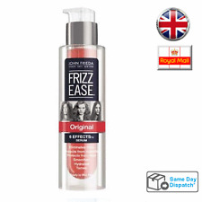 John Frieda Frizz Ease Original 6 Effects Serum 50ml **Brand New** UK