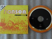 CD-HANSON-MMM BOP-DUST BROTHERS MIX-TOM LORD ALGE-(CD SINGLE)-1997-2 TRACK