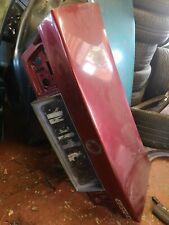 BMW E31 840 850 i Ci CSi Boot Trunk Lid Calypso Red Rust Free 850Ci Badge