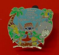 Disney Enamel Pin Badge Stitch Character 2010 Animal Kingdom Kidani Village