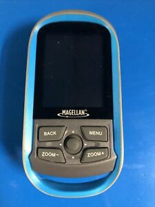 Magellan eXplorist 110 Handheld Portable GPS IPX7 World Edition Map GeoCache
