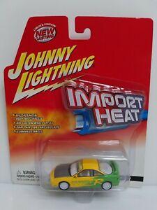 Rare Johnny Lightning Import Heat Acura Integra Type R White Lightning Chase