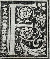 1498 - a very large leaf COMMENTARIA IN BIBLIAM, ORIGINAL Incunabula EXPRESS W/W
