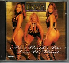 """H.W.A. - """"AZ MUCH ASS AZZ U WANT"""" (RARE '94 RUTHLESS RECORDS) HOEZ WITH ATTITUDE"""