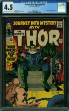 Journey into Mystery 122 CGC 4.5 -- 1965 -- Odin Absorbing Man Loki #1299663020
