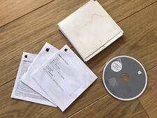 New APPLE iPod & iPod mini Software Install CD 2Z691-5196-A OEM 2004 Software