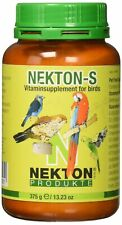 Nekton-S Multi-Vitamin for Birds Multi-Vitamin supplement enriched Free Shipping