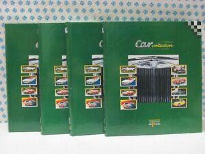 ENCICLOPEDIA CAR Collection   4  Volumi  rilegati  + 1 Volume con schede