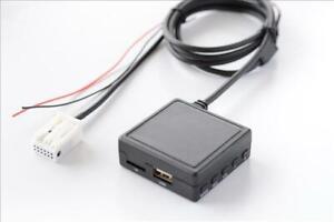 Car Wireless HIFI Bluetooth Aux Adapter For Peugeot 207 307 407 308 Citroen C2