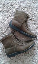Ariane Damen Schuhe Boots Stiefeletten Schnürschuhe Gr.37, braun, Top Zustand!