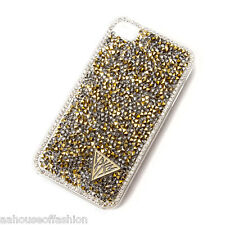 Katy Perry PRISM Rhinestone Cover for iPhone 4 & 4s Gold Sparkle & Shine New