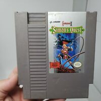 Castlevania II: Simon's Quest (Nintendo Entertainment System, NES, 1988) Tested