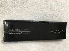 NEW Avon Electronic Brow Trimmer Teal Tool Sealed Package