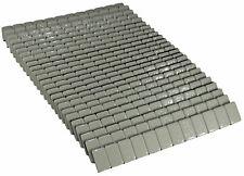 Masse équilibrage autocollante 50 bandes de 12 x 5g pour jante alu plombs poids