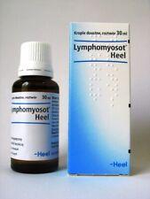 LYMPHOMYOSOT HEEL 30ml Drops - Lymph Drainage Detox and Anti Inflammatory Action