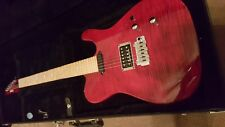 Carvin Tl60 guitar, made by Kiesel right before split, upgrades, video overview