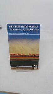 Le Régiment des Deux-Siciles - Alexander Lernet-holenia - Babel/Actes Sud
