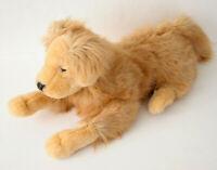 "Golden Retriever Puppy Dog Puppet By Folkmanis 21"" Long"