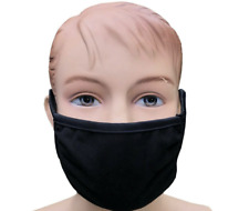 2x Fabric Face Reusable Washable Protection AntiDust - Made in Usa