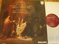 Sal 3767 Bach Cantatas/Souzay/Winschermann P/S