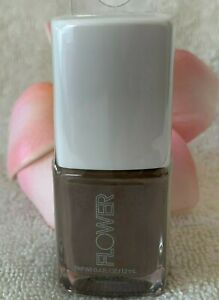 FLOWER Nail Lacquer NP19 Don't Be a Wallflower~~~0.4 FL OZ/12 mL~~~NEW/SEALED