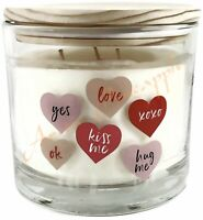 Scentsational Natural Soy Wax 3 Wick 26oz Valentine's Day Candle - Love Potion