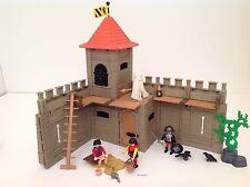 Playmobil Ritter Burgerweiterung 3666 Gefängnisturm Geist Ritter Klicky