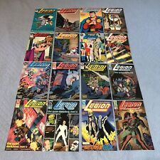 Legion of Super-Heroes (vol.4) #2-9, 16-17, 20-2, 24,26,29 (NM, 1989-1992)