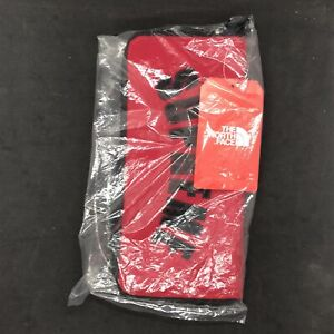 Supreme The North Face Embroidered Arc Logo Zip Up Organizer Red SS19 One Size