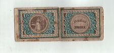 Stickmusterheft  Dessins à Broder   vollständig um 1900