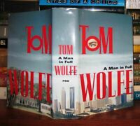 Wolfe, Tom A MAN IN FULL  1st Edition 1st Printing
