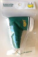 Masters putter cover golf blade headcover augusta national 2021 masters pga new