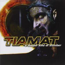 Tiamat - A Deeper Kind Of Slumber DLP orange