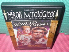 ROMULO Y REMO - REEVES - CORBUCCI - dvd