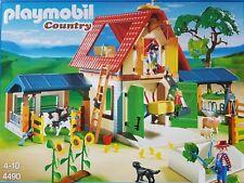 Playmobil 4490 Bauernhof Neu Erscheinungsjahr 2012