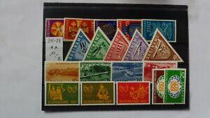 Verkaufe 1 Steckkarte Briefmarken Postfrisch aus Suriname 5
