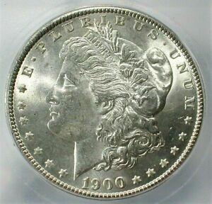 1900 USA Morgan Silver Dollar ICG MS64 Condition  KM# 110  (733)