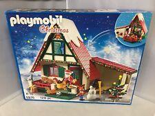 Playmobile Christmas (5976) Santa's House *BNIB*