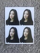 (G) I-DLE Official SHUHUA 1st Mini Album I Am Latata ID Photocard K-pop G Idle