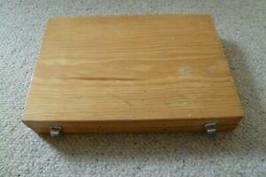 Cigar Box guitar box (parts only)