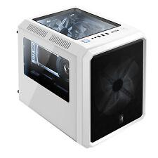 """New"" Bravotec defy B40 White Computer Case -free ship-"